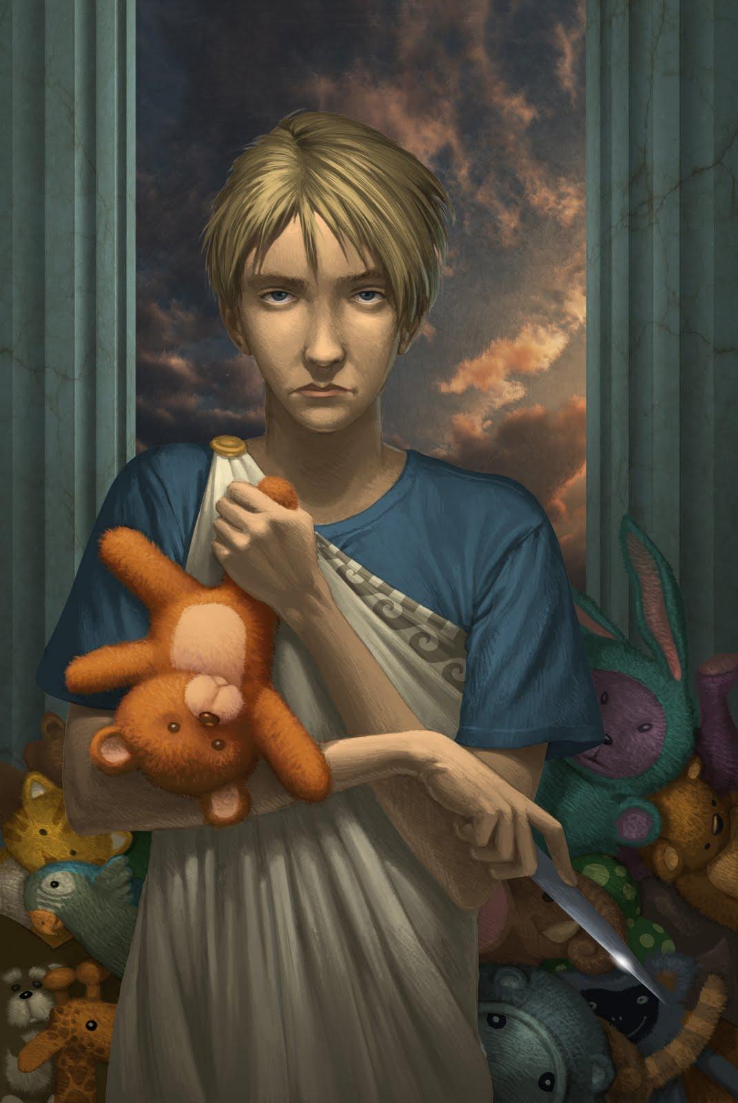 Octavian From Percy Jackson