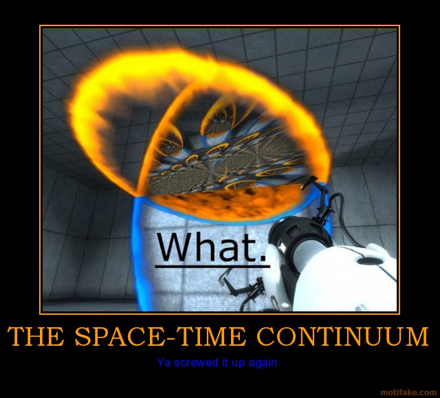 Space time continuum full length video