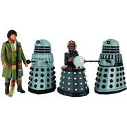 CO Destiny of the Daleks Set