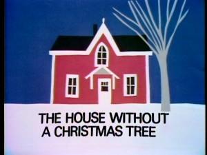 Simpsons Christmas Tree