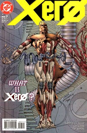 Cover for Xero #7