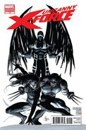 Uncanny X-Force Vol 1 15 Variant