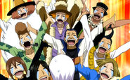 Man&#39;s happiness after they saw Lisanna