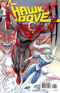 Hawk and Dove Vol 5 1