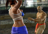 Christie versus Heihachi - Customizations - Tekken 6 Bloodline Rebellion