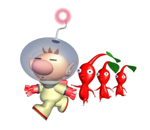Captain Olimar The Nintendo Wiki Wii Nintendo Ds And
