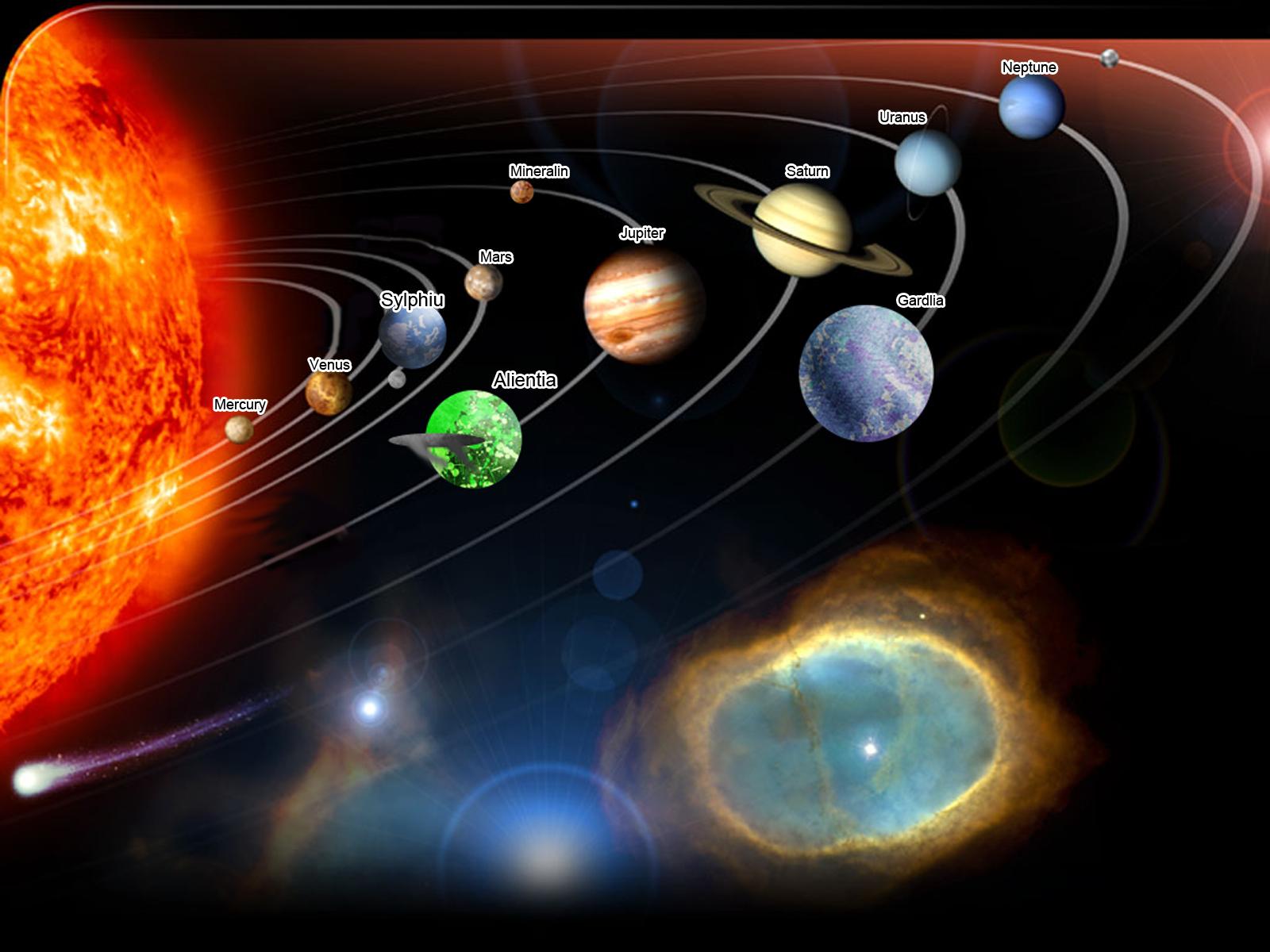 virtual solar system - photo #43