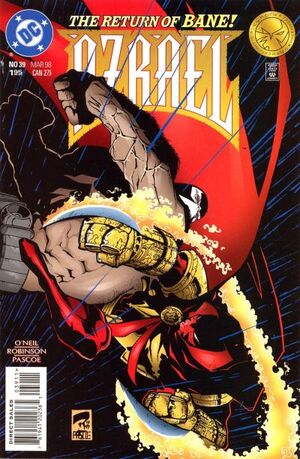Cover for Azrael #39