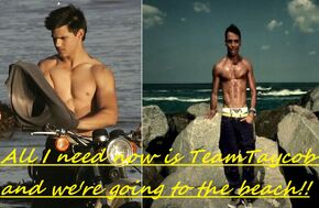 Teamtaycob and we're off aston and taylor ab-off