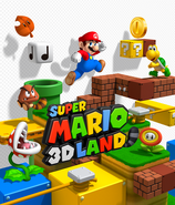 SuperMario3DLand Artwork