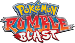 Pokmon Rumble Blast English Logo