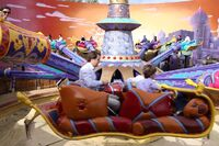 Les Tapis Volants-Flying Carpets Over Agrabah(Toon Studio)