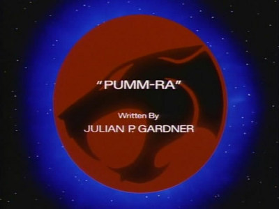 Thundercats Wiki on Pumm Ra  Episode    Thundercats Wiki