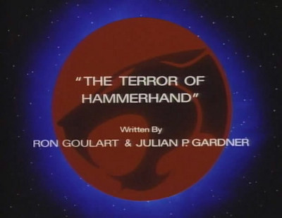 Thunder Cats Wiki on The Terror Of Hammerhand   Thundercats Wiki