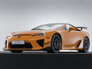 2012 Lexus LFA Nurburgring Package 01