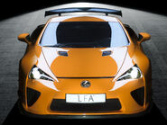 2012 Lexus LFA Nurburgring Package 07
