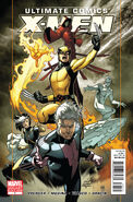 Ultimate Comics X-Men Vol 1 1 Medina Variant