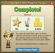 These Boots Were Made for Farmin'-COMPLETE
