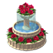 Roses Fountain-icon