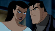 Bruce and Diana (Justice League3