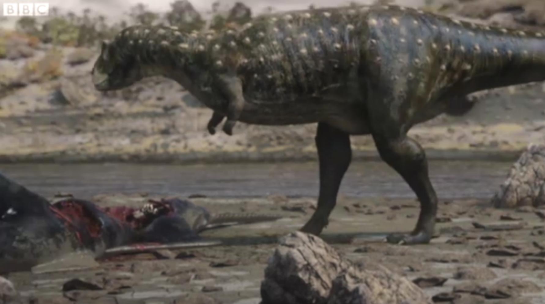 Rugops - BBC Planet Dinosaur Wiki