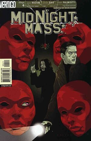 Cover for Midnight, Mass. #4
