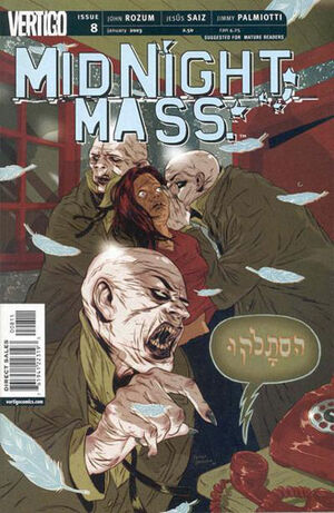 Cover for Midnight, Mass. #8