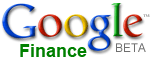 Google Finance Beta logo