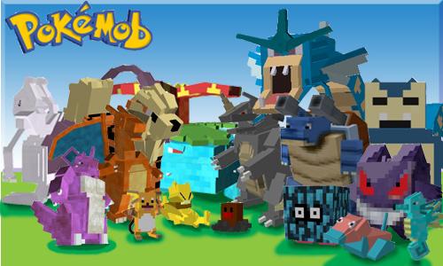 Melhores Mods para Minecraft Pokemob2-1