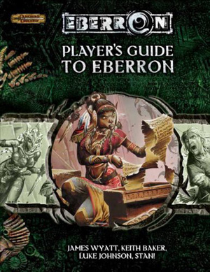Player&#39;s Guide to Eberron