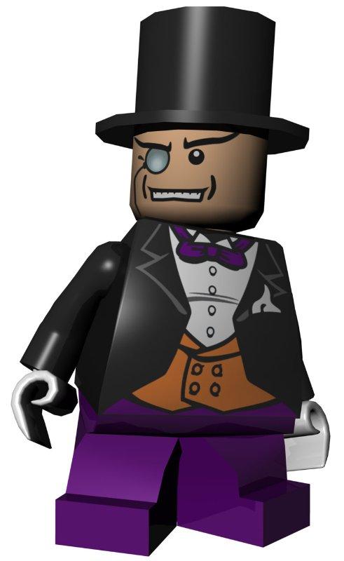 Lego Batman 2 Characters Lego Batman 2 Penguin