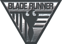 Blade Runner Logo by CmdrKerner