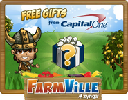 Capital One Promotion Loading Screen
