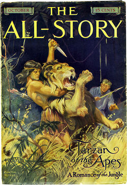 Tarzan All Story