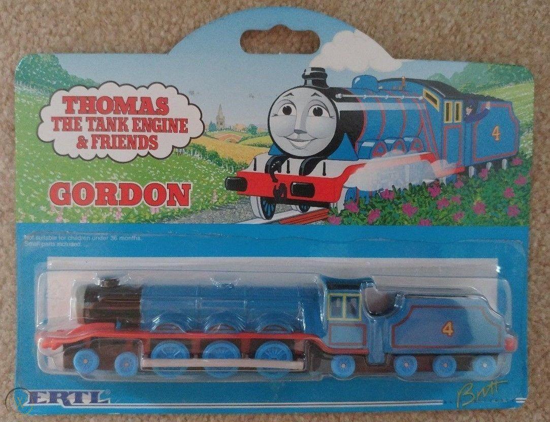 "1995 MINT Vintage ERTL Thomas The Tank Engine ""GODRED"" | eBay |Thomas The Tank Engine Ertl"