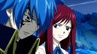 Erza talks to Jellal