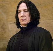 P1 Snape como profesor de Pociones