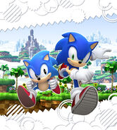 Sonic Generations Wallpaper 3