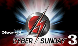 New-WWE Cyber Sunday 3