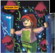 Poison ivy comic