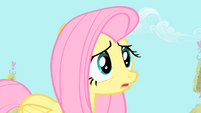 Fluttershy &quot;maybe Spike feels threatened&quot; S1E24