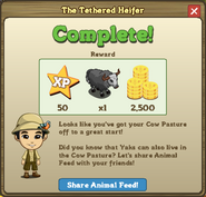 The Tethered Heifer-COMPLETE