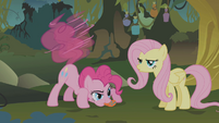 Pinkie Pie Tail Shake S01E09