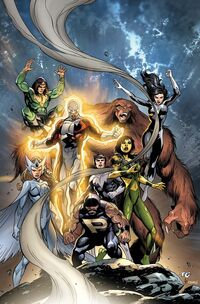 Alpha Flight Vol 4 6 Textless