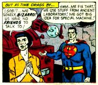 Bizarro Lois Lane