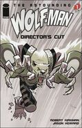 Astounding Wolf-Man Vol 1 1-B