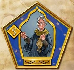 Oswald Beamish - Chocogrenouille HP3