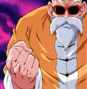 Master Roshi angry