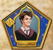 Harry Potter - Chocogrenouille HP3