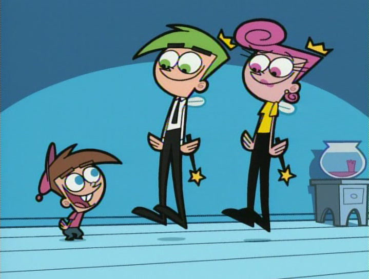 Fairly OddParents Cosmo